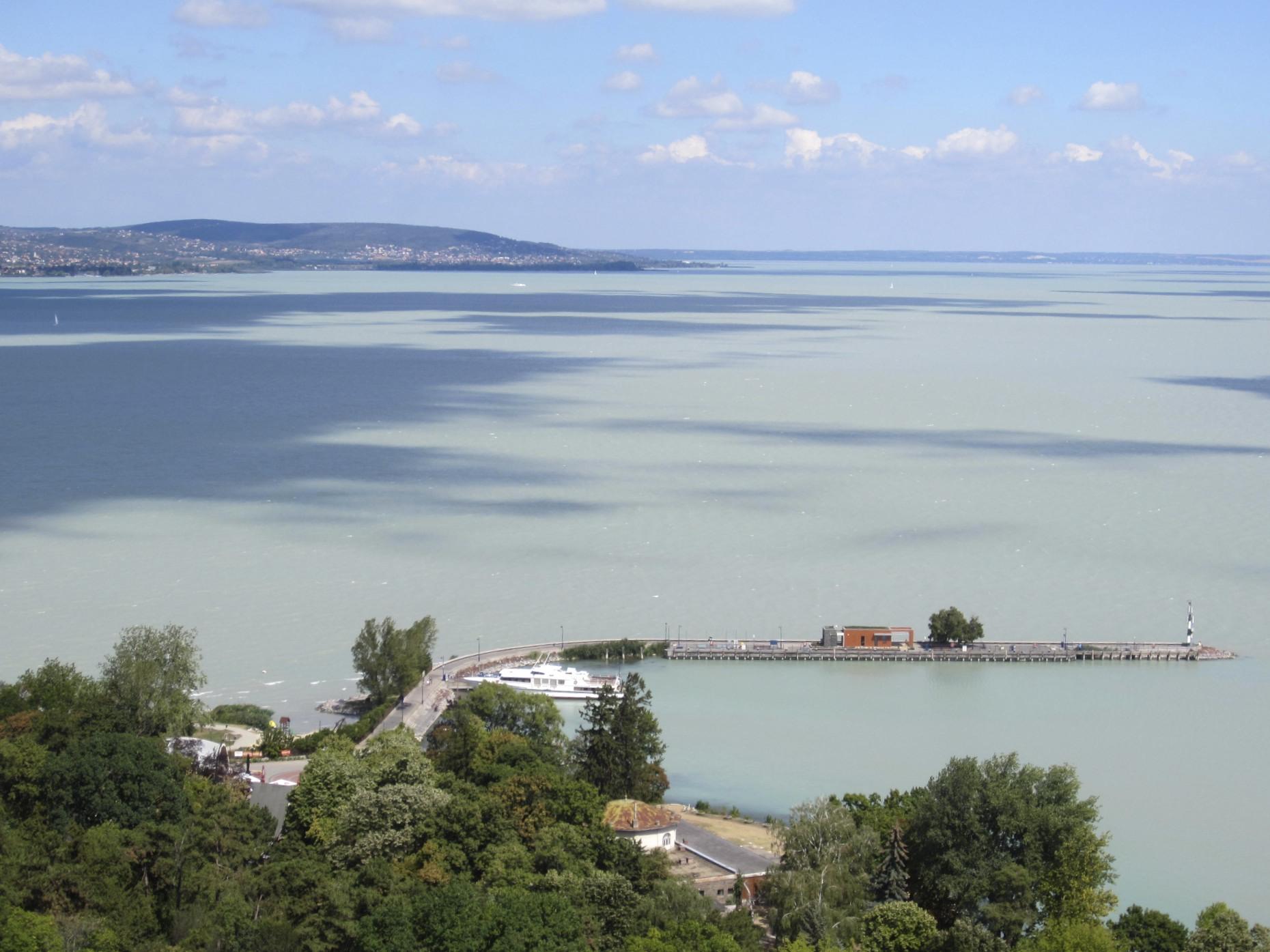 Lake Balaton Tihany Hungary Snowgood S Blog