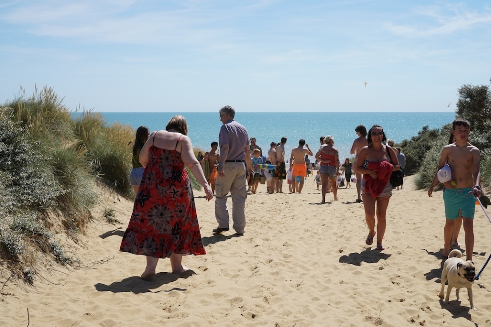 1. Camber Sands